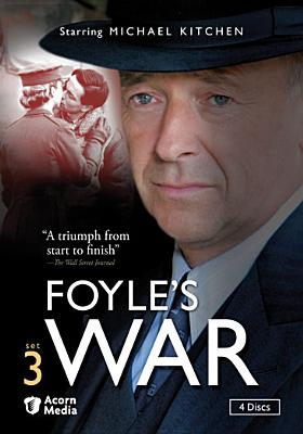 FOYLE'S WAR:SET 3 BY FOYLE'S WAR (DVD)